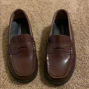Boys Sperry Dress Shoe